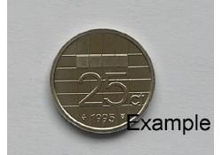 25 Cent 1995 Unc
