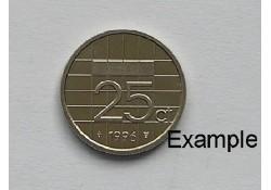 25 Cent 1996 Unc