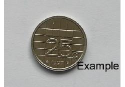 25 Cent 1997 Unc
