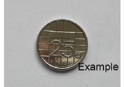 25 Cent 1998 Unc