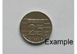 25 Cent 1999 Unc