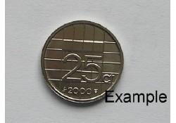 25 Cent 2000 Unc