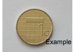 1 Gulden 1997 Unc