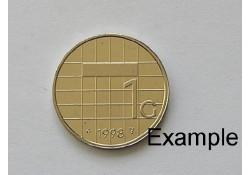 1 Gulden 1998 Unc