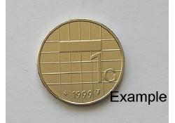 1 Gulden 1999 Unc