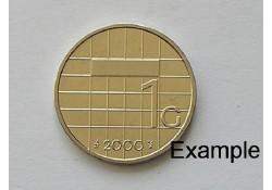 1 Gulden 2000 Unc
