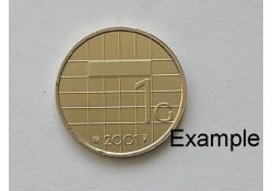 1 Gulden 2001 Unc
