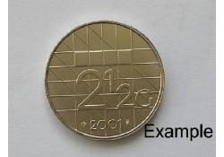 Rijksdaalder 2001 FDC
