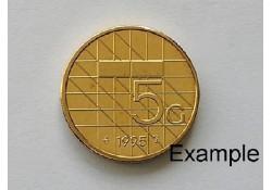 5 Gulden 1995 Unc