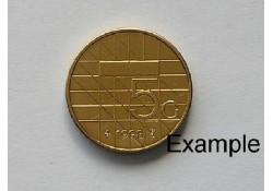5 Gulden 1998 Unc