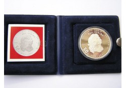 50 Gulden 1988 William & Mary Proof