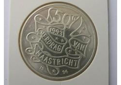 50 Gulden 1994 Verdrag van Maastricht UNC