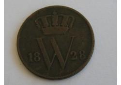 1 Cent 1828 B FR+