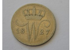 10 Cent 1827 U ZF-