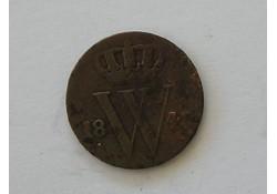 1/2 Cent 1843 ZF-