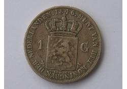 1 Gulden 1846 ZF-