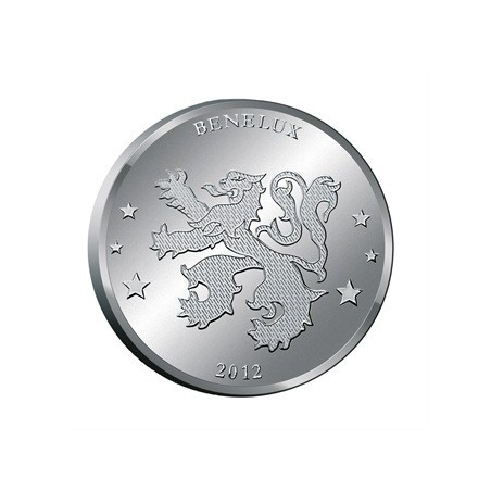 Nederland 2012 Beneluxset