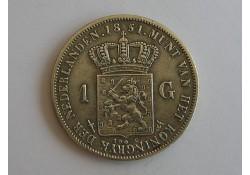 1 Gulden 1851 PR-