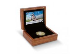 Nederland 2014 10 Euro Het Molentientje goud Proof Voorverkoop*