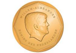 5 Gulden Nederlandse Antillen 2014 Unc Alexander