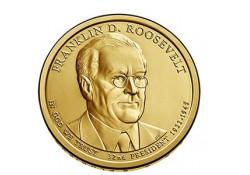 KM ??? U.S.A. 31 th President Dollar 2014 D Herbert Hoover
