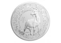 Frankrijk 2015 10 euro jaar van de geit Année de la Chèvre