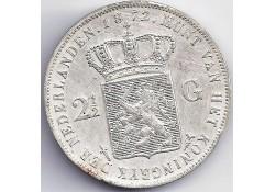 2½ gulden 1872 ZF