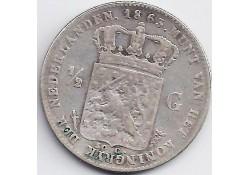 ½ gulden 1863 ZG