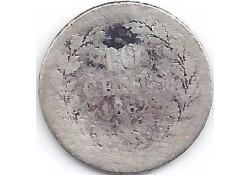 10 cent 1862 slecht