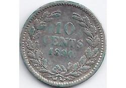 10 cent 1890 F-