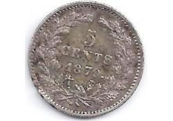 5 cent 1879 F