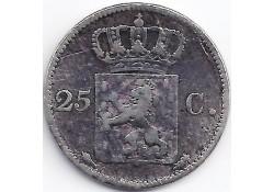 25 cent 1826  F