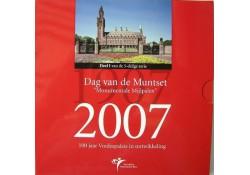 Nederland 2007 Dag van de muntset