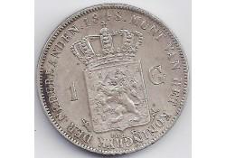 1 gulden 1848 P/ZF