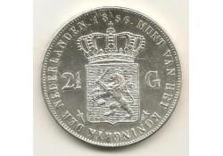 2½ gulden 1856 Pr