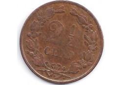 2½  cent 1883  ZG