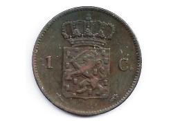1 cent 1864 F-
