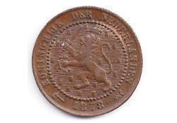 1 cent 1878 ZF+