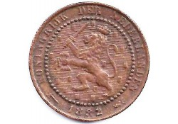 1 cent 1882 ZF+