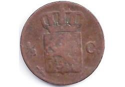 ½ cent 1846 ZG
