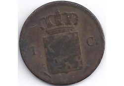 1 cent 1826U ZG+/G