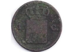 1 cent 1831 G-