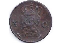 ½ cent 1822U F