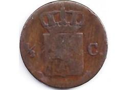 ½ cent 1832 ZG/G
