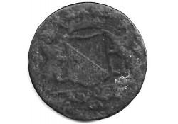 Utrecht duit 1757 F-