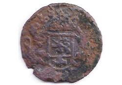 Zutphen duit  (16)87 G