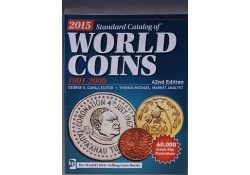 World Coins 1901-2000 40th edition DVD Included