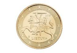 50 Cent Litouwen 2015 Unc