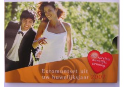 Huwelijksset 2007 Met penning