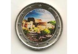 Culture & Heritage 2 euro Italië Colosseum